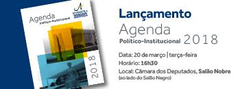 Banner Agenda Político-Institucional 2018